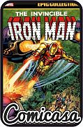 IRON MAN : EPIC COLLECTION (2013) TRADE PAPERBACK #4 Fury of Firebrand