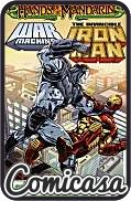 IRON MAN / WAR MACHINE : HANDS OF THE MANDARIN (2013) TRADE PAPERBACK (Reprints Iron Man Issues 310-312, War Machine Issues 8-10, Force Works Issues 6-7 & More)