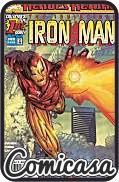 IRON MAN (1998) #1 Heroes Return