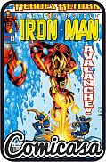 IRON MAN (1998) #2
