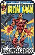 IRON MAN (1998) #2 Alternate Cover