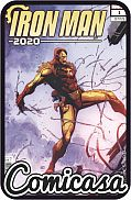 IRON MAN 2020 (2020) #1 (Of 6) Incentive Khoi Pham Variant Cover, [VF/NM (9.0)]