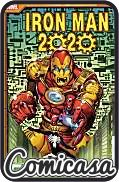 IRON MAN 2020 (2013) TRADE PAPERBACK The Complete Iron Man 2020 Saga