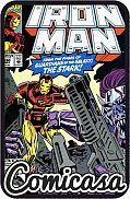 IRON MAN (1968) #280, [Very Fine (8.0)]