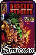 IRON MAN (1996) #6 Industrial Revolution Part 2, [VF/NM (9.0)]