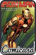 IRON MAN BY MICHELINIE, LAYTON & ROMITA JR. : OMNIBUS (2013) OVER-SIZED HARD COVER #1 (Reprints Iron Man Issues 115-157)