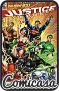 JUSTICE LEAGUE (2011) TRADE PAPERBACK #1 Origin