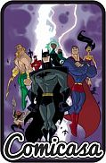 JUSTICE LEAGUE UNLIMITED (2004) TRADE PAPERBACK Galactic Justice