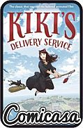 KIKI'S DELIVERY SERVICE - NOVEL (2020) HARD COVER