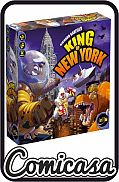 KING OF NEW YORK Taking Destruction to the Big Apple [2-6 players]