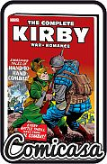 COMPLETE KIRBY : WAR AND ROMANCE (2021) OMNIBUS HARD COVER War Cover