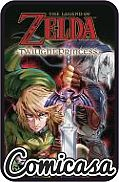 LEGEND OF ZELDA : TWILIGHT PRINCESS (2017) DIGEST-SIZED TRADE PAPERBACK #6