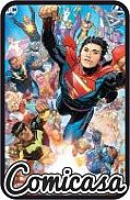 LEGION OF SUPER-HEROES (2019) #3 Card Stock Variant Cover