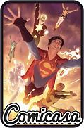 LEGION OF SUPER-HEROES (2019) #7 Card Stock Variant Cover