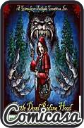 LITTLE DEAD RIDING HOOD : A ZOMBIE FAIRYTALE Get Suppplies to Gramps, But Watch Out for Those Pesky Zombie Wolves [2-5 players]
