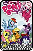 MY LITTLE PONY : FRIENDSHIP IS MAGIC (2012) TRADE PAPERBACK #2 (Reprints Issues 5-8)