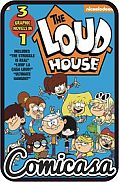 LOUD HOUSE (2018) GRAPHIC NOVEL #7 And 8 And 9