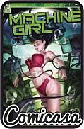 MACHINE GIRL (2019) #3