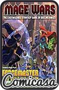 MAGE WARS - FORECEMASTER VS WARLORD Expansion for Mage Wars
