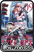MAGICAL GIRL SPECIAL OPS : ASUKA (2017) DIGEST-SIZED TRADE PAPERBACK #9