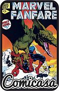 MARVEL FANFARE (1982) #1 X-Men & Spider-man by Michael Golden, [Very Fine (8.0)]