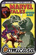 MARVEL TALES (STARRING SPIDER-MAN, 1964) #55 (Reprints Amazing Spider-man 74), [Fine/VF (7.0)]