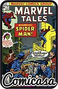 MARVEL TALES (STARRING SPIDER-MAN, 1964) #77 (Reprints Amazing Spider-man 96), [Very Fine (8.0)]