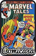 MARVEL TALES (STARRING SPIDER-MAN, 1964) #79 (Reprints Amazing Spider-man 98), [Very Fine (8.0)]