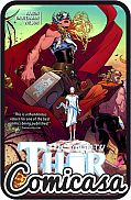 MIGHTY THOR (2015) TRADE PAPERBACK #1 Thunder in Her Veins