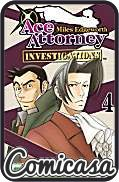 MILES EDGEWORTH : ACE ATTORNEY (2012) DIGEST-SIZED TRADE PAPERBACK #4