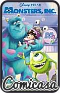 MONSTERS INC. (2013) DIGEST-SIZED TRADE PAPERBACK