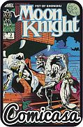 MOON KNIGHT : FIST OF KHONSHU (1985) #2 (Of 6), [Very Fine+ (8.5)]