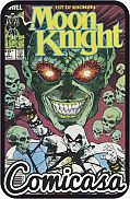 MOON KNIGHT : FIST OF KHONSHU (1985) #3 (Of 6), [Very Fine (8.0)]
