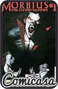 MORBIUS LIVING VAMPIRE (2013) #1