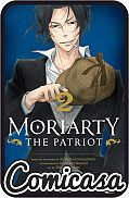 MORIARTY THE PATRIOT (2020) DIGEST-SIZED TRADE PAPERBACK #2