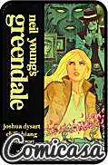 NEIL YOUNG'S GREENDALE (2010) TRADE PAPERBACK (Reprints Mini-series) By Dysart, Chiang & Stewart