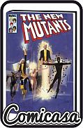 NEW MUTANTS (1983) OMNIBUS HARD COVER #1 Cover by Sienkiewicz