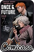 ONCE & FUTURE (2019) #7