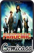 PANDEMIC 2ND EDITION Can You Save Humanity? [2-4 players]
