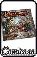 PATHFINDER : ADVENTURE CARD GAME - BASE SET : RISE OF THE RUNELORDS Cooperative Strategy Card Game [1-4 Players]