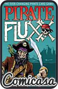 PIRATE FLUXX The Ever-changing Pirate Card Game [2-6 pirates]