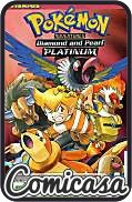 POKEMON ADVENTURES : PLATINUM (2011) DIGEST-SIZED TRADE PAPERBACK #8
