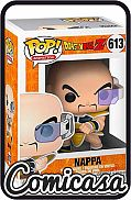POP! ANIMATION - DRAGON BALL Z : NAPPA Vinyl Figure