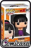 POP! ANIMATION - DRAGONBALL Z : CHICHI Vinyl Figure