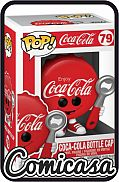 POP! - ICONS : COCA-COLA BOTTLE CAP Vinyl Figure
