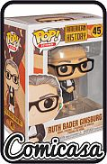 POP! - ICONS : RUTH BADER GINSBURG Vinyl Figure