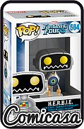 POP! MARVEL - FANTASTIC FOUR : H.E.R.B.I.E. Vinyl Figure