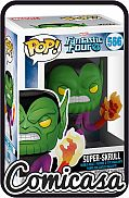 POP! MARVEL - FANTASTIC FOUR : SUPER-SKRULL Vinyl Figure