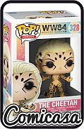 POP! MOVIES - WONDER WOMAN 84 : CHEETAH Vinyl Figure