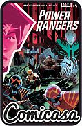 POWER RANGERS (2020) #4
